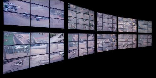 NVR Video Wall